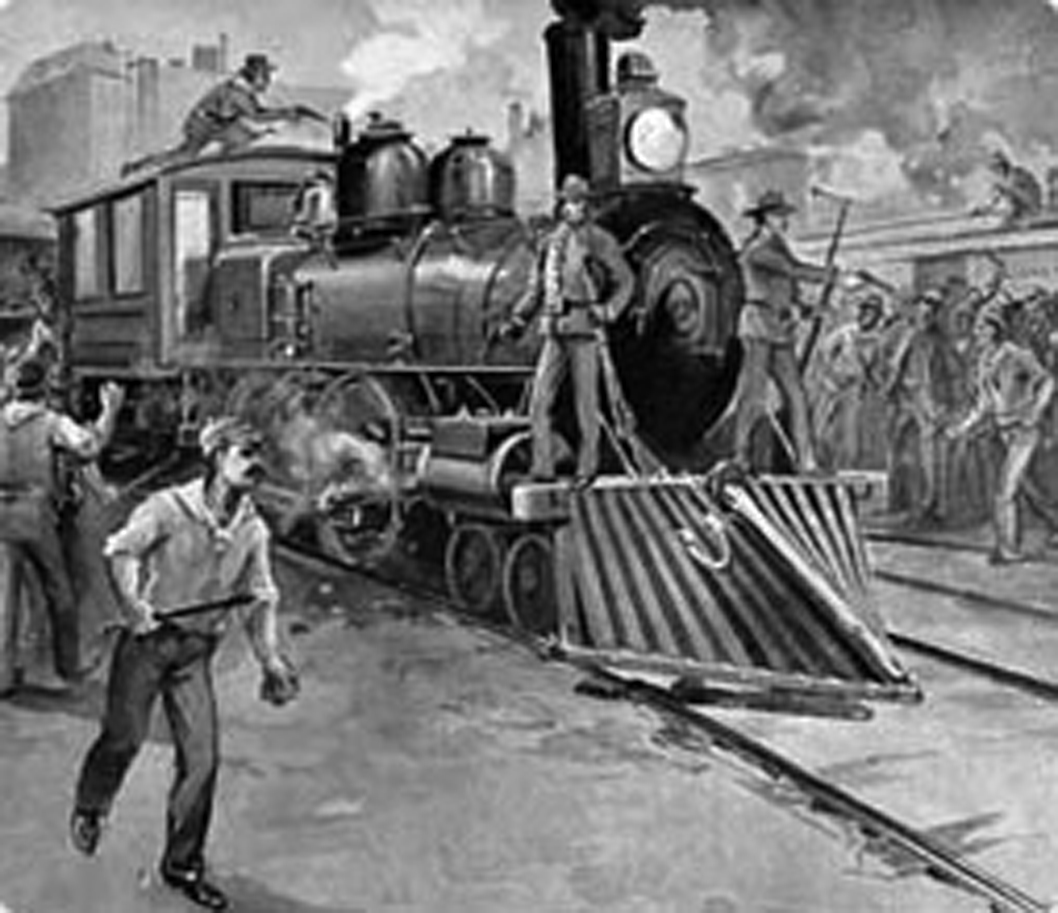 The Pullman Strike and Battle for Los Angeles