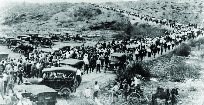 The Bisbee Deportation