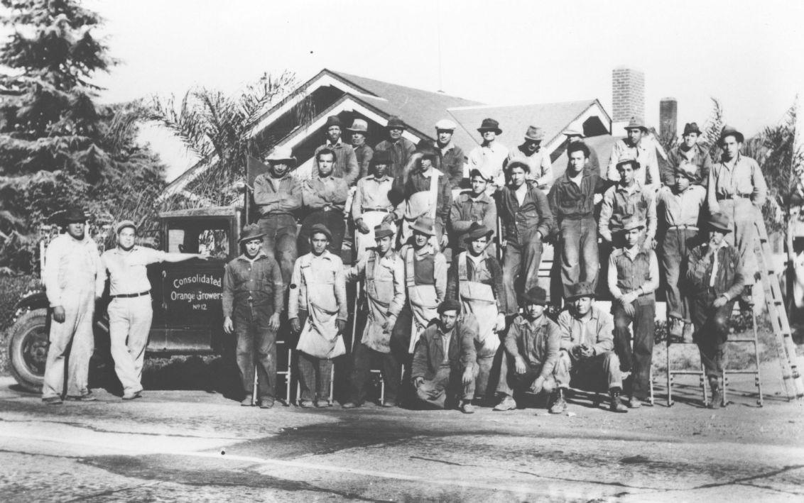 Blood Orange: The 1936 Citrus Strike in Orange County