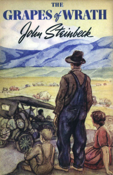 The Banning of Steinbeck's The Grapes of Wrath