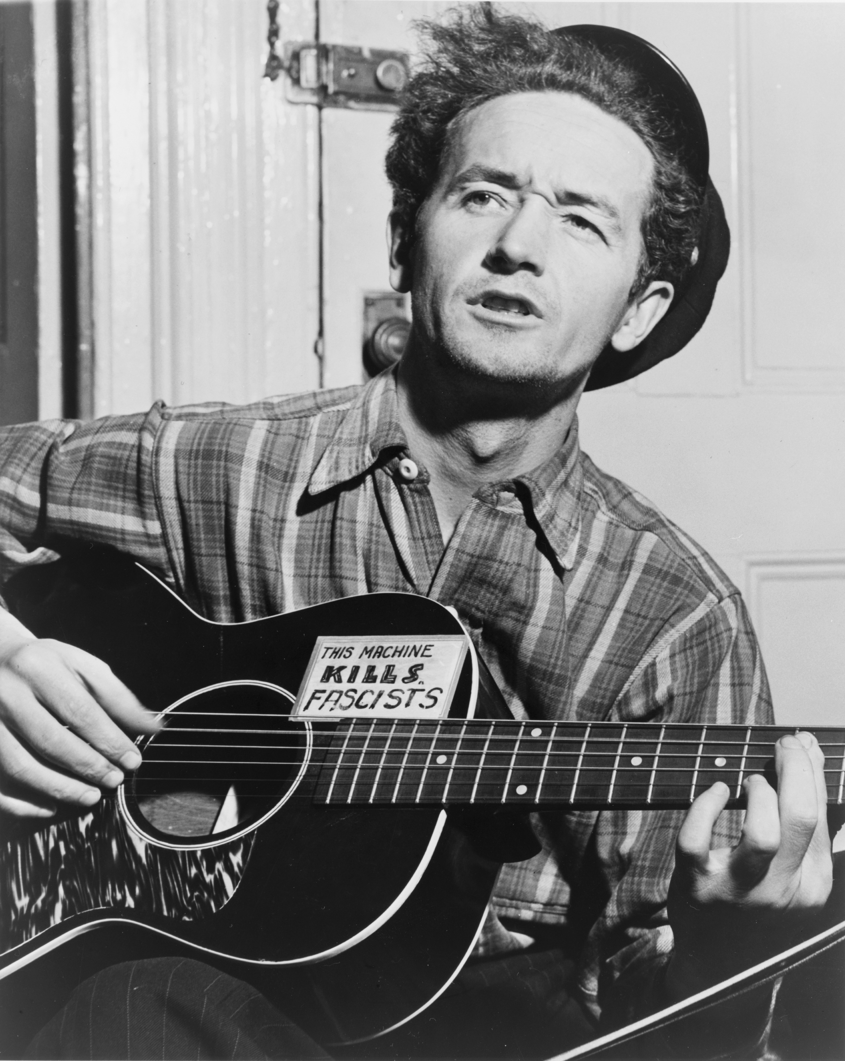 Woody Guthrie: This Song Was Made for You and Me