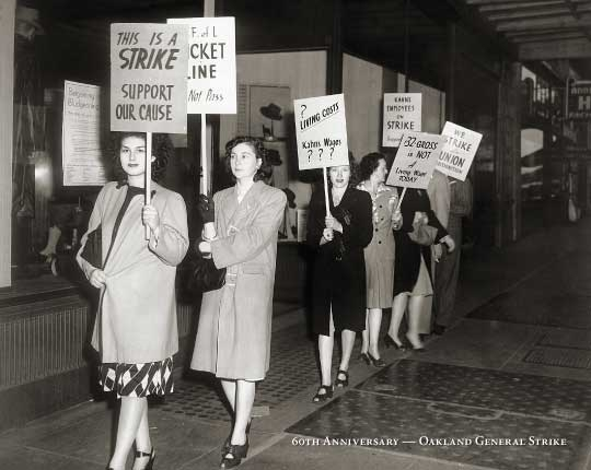 Oakland General Strike: A Workers' Holiday