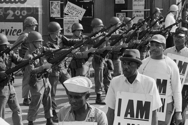 Unsung Heroes: The Memphis Sanitation Strike