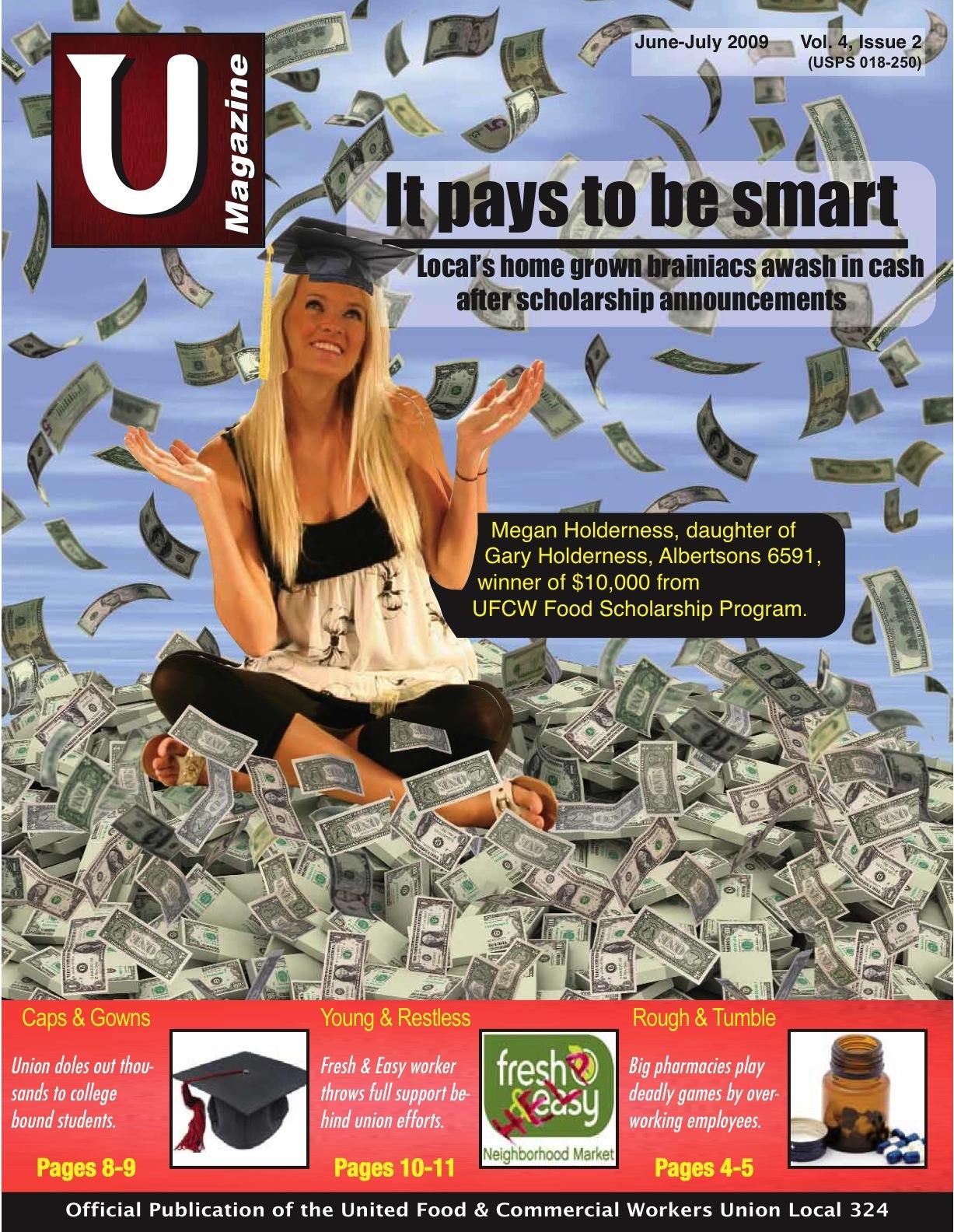 UMagazine June-July 2009