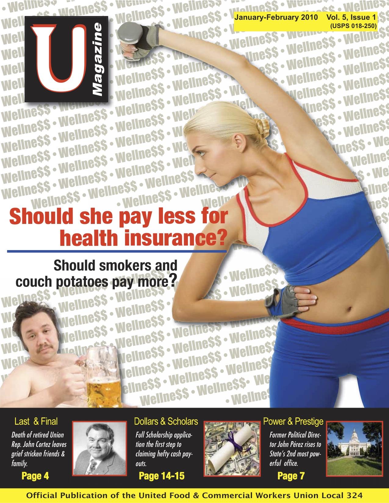 UMagazine January-February 2010