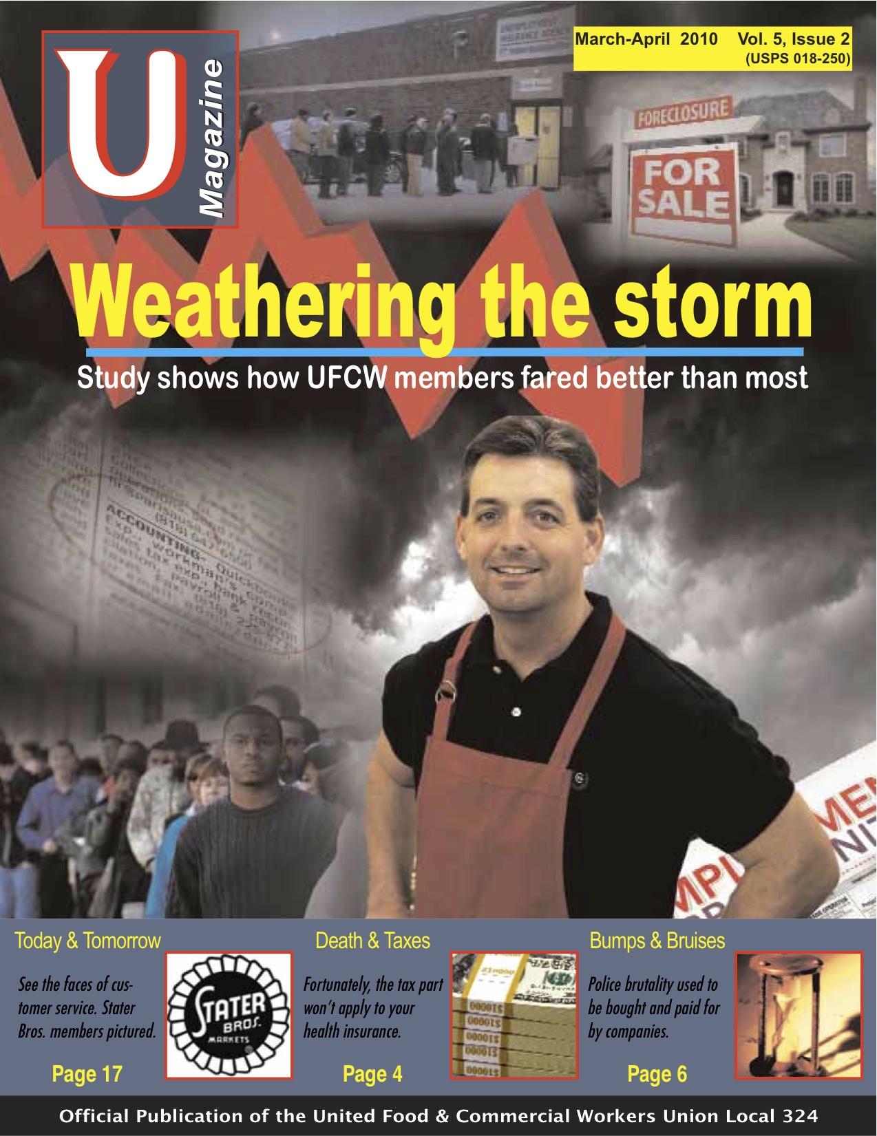 UMagazine March-April 2010