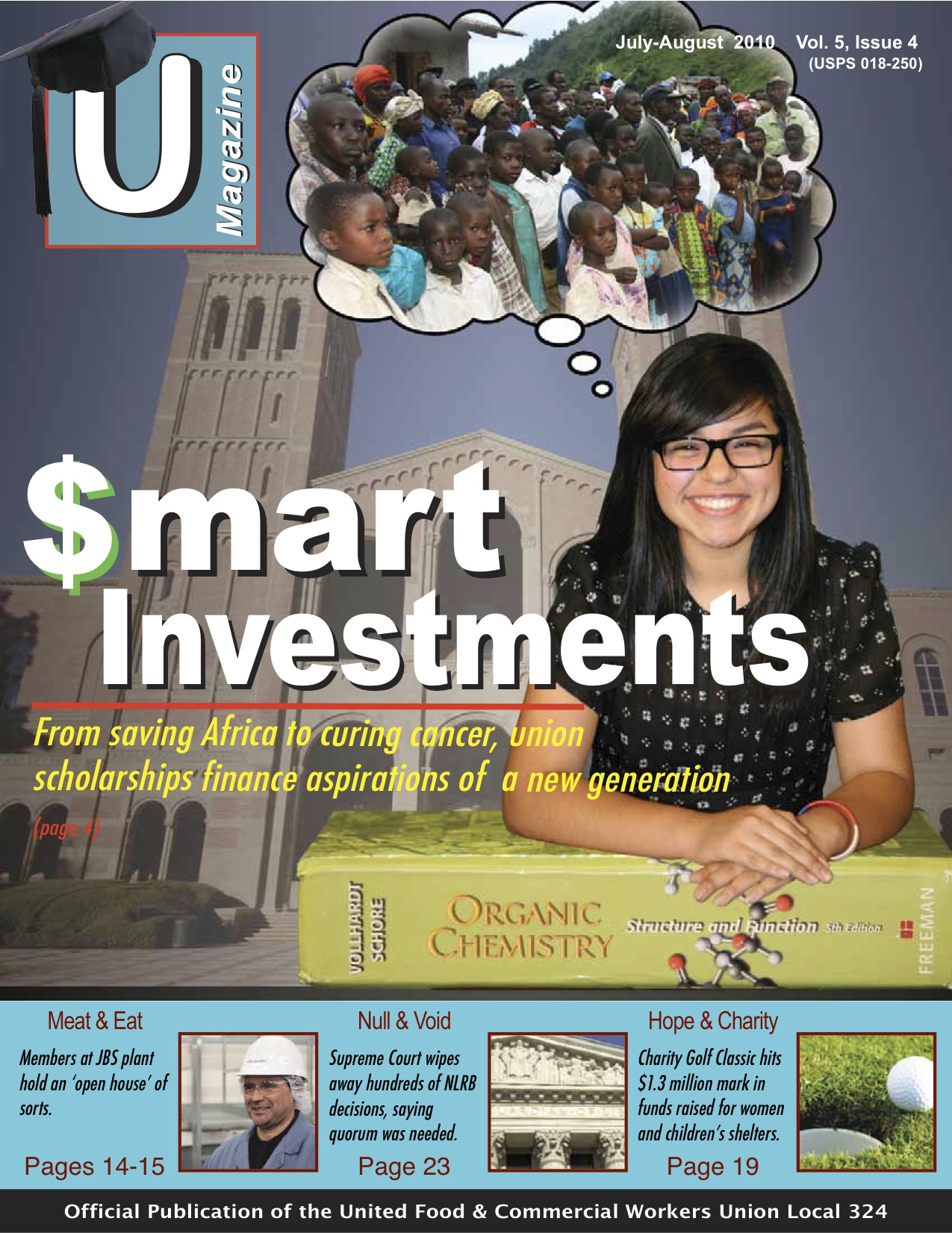 UMagazine July-August 2010