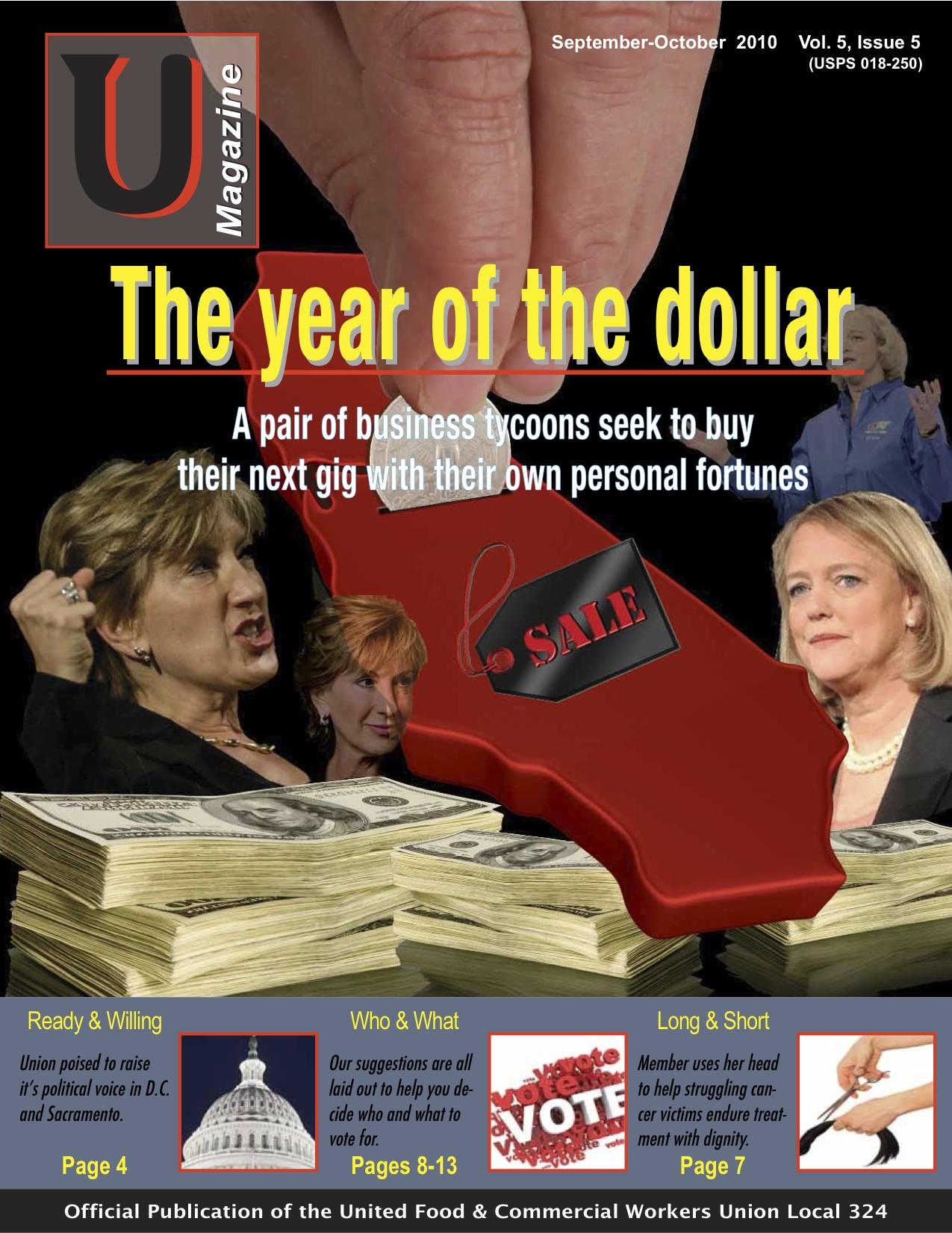 UMagazine September-October 2010