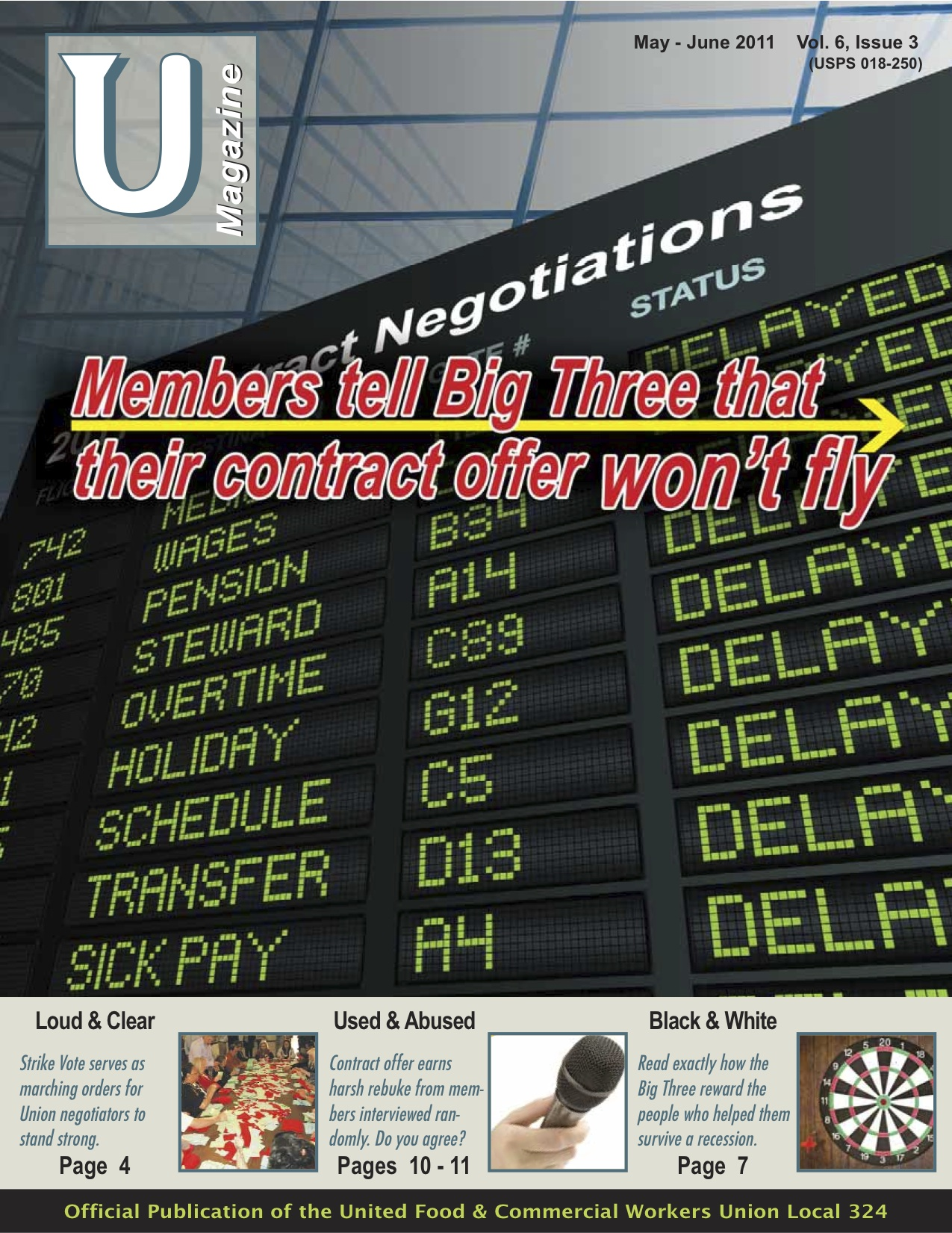 UMagazine May-June 2011