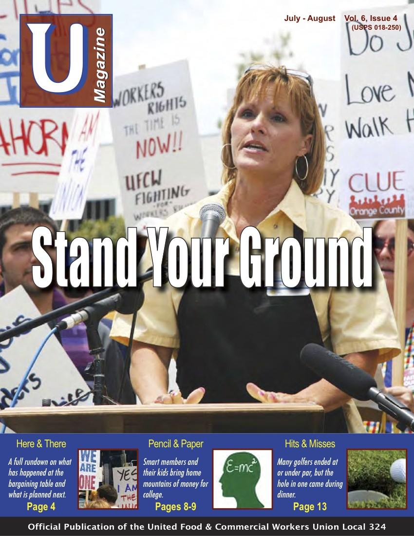 UMagazine July-August 2011