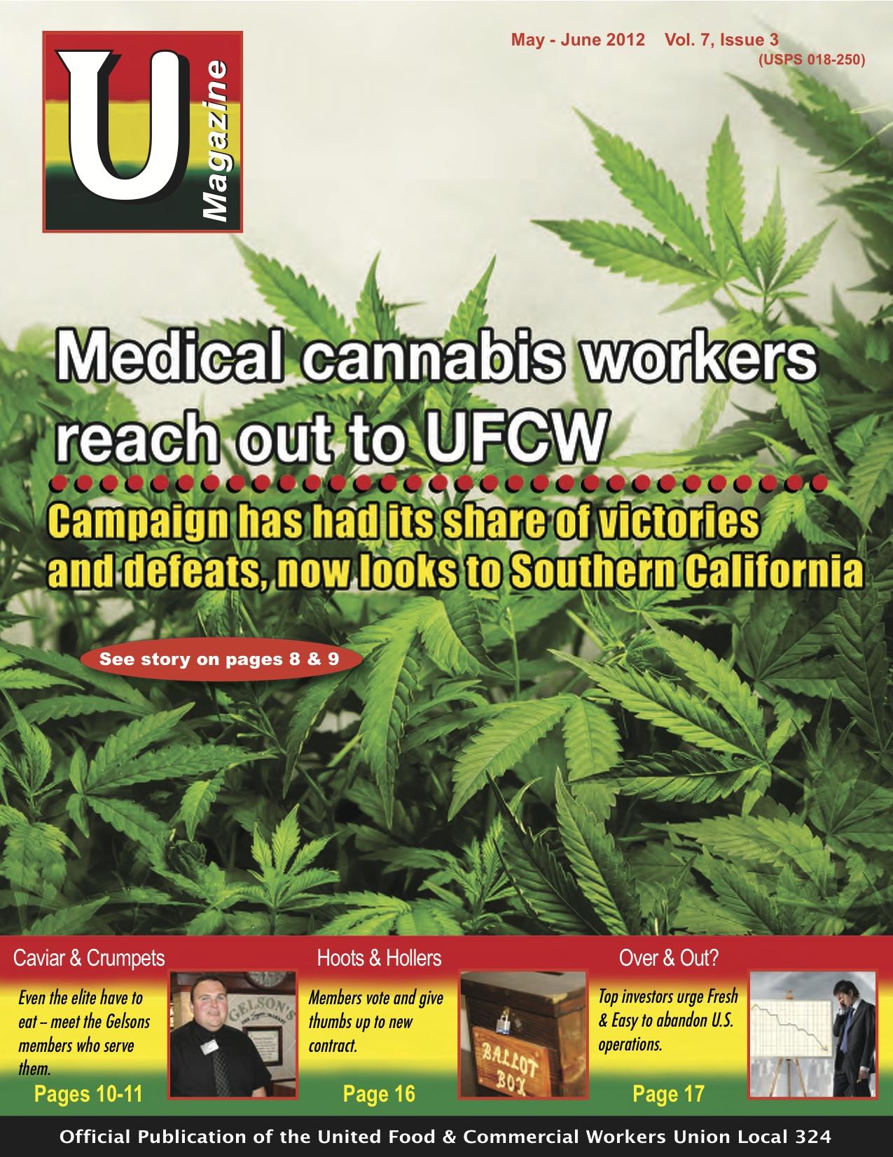 UMagazine May-June 2012