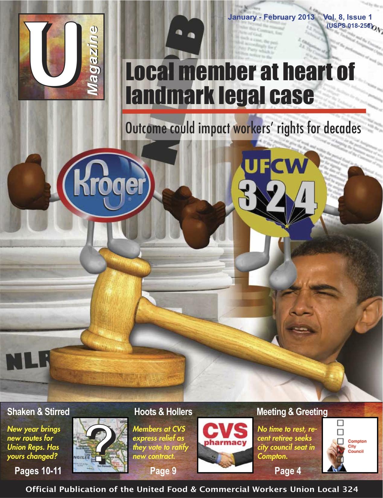 UMagazine January-February 2013