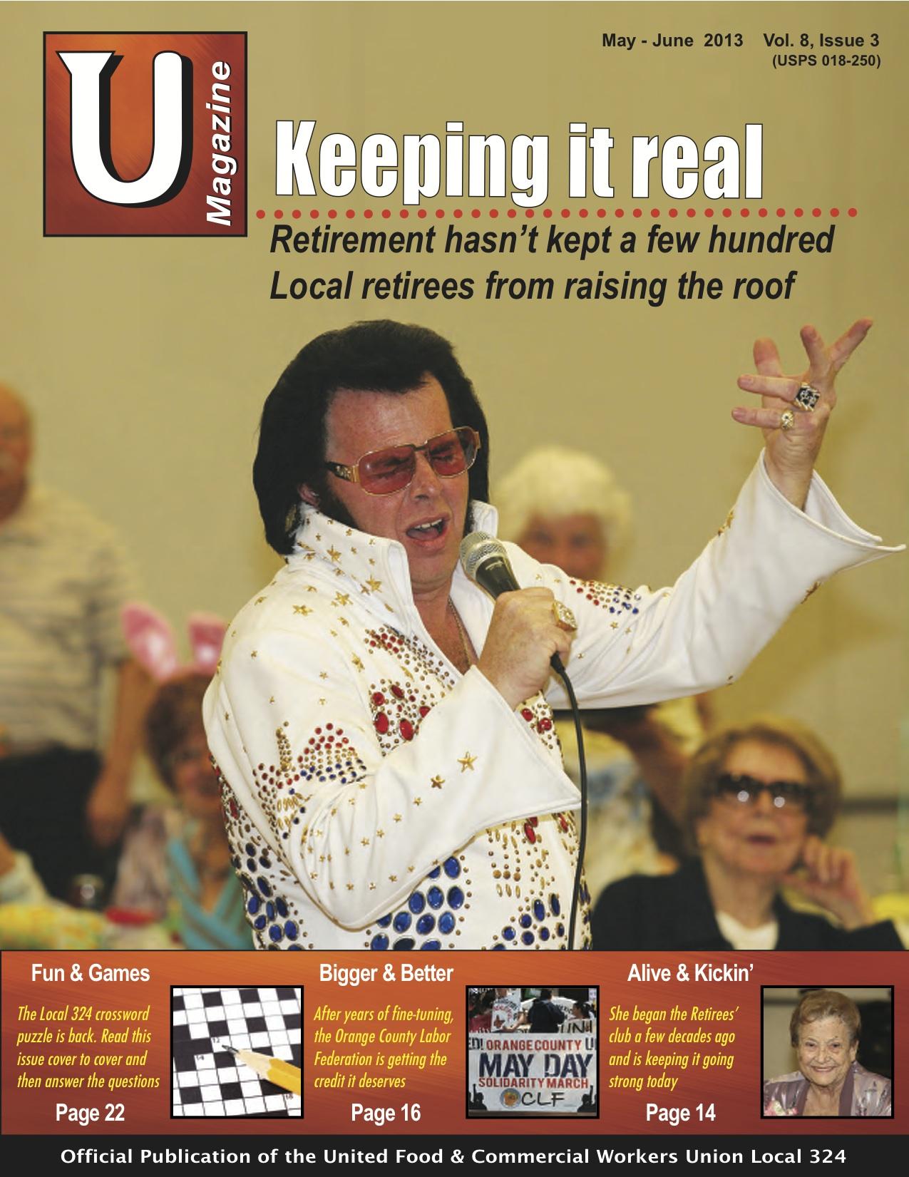 UMagazine May-June 2013