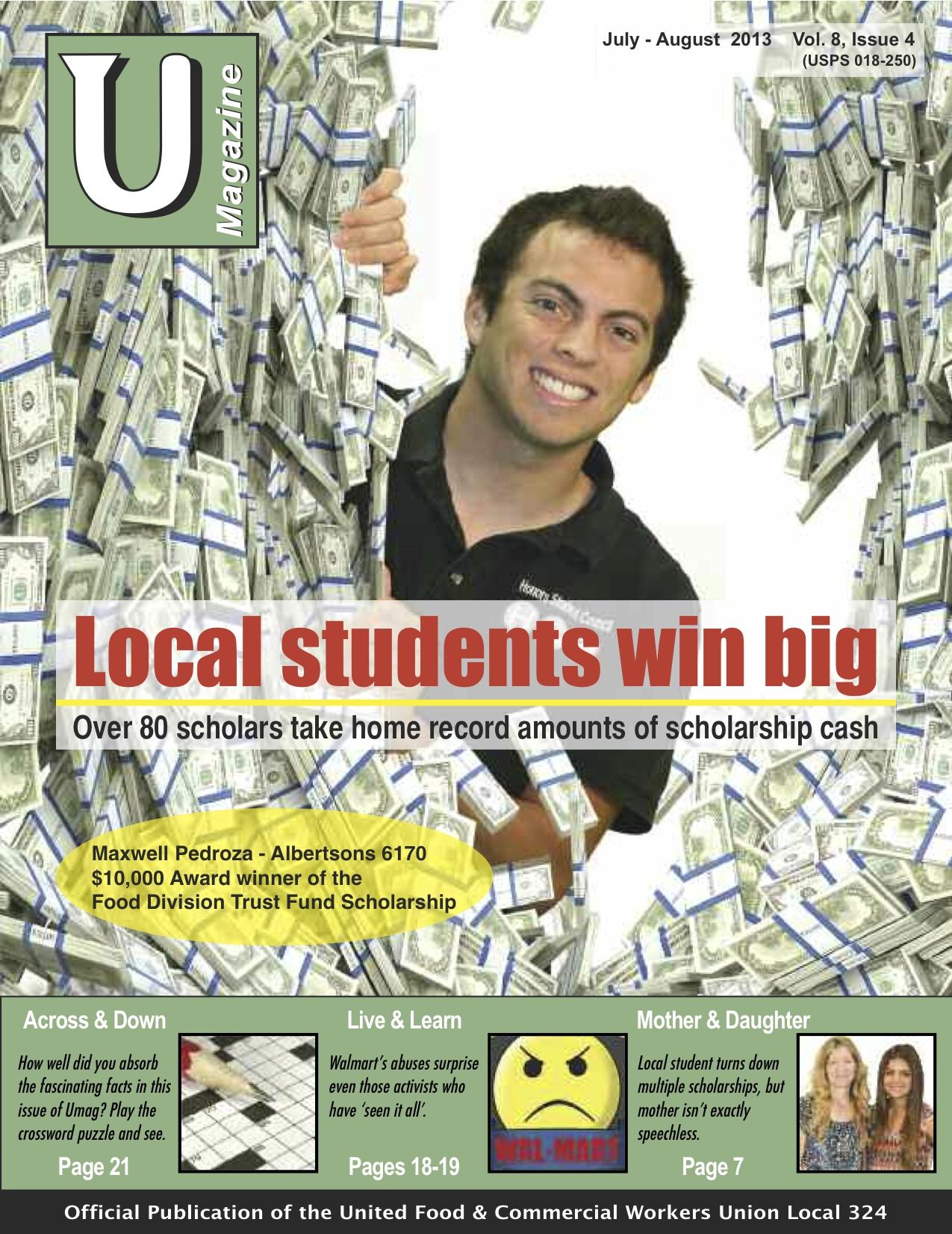 UMagazine July-August 2013