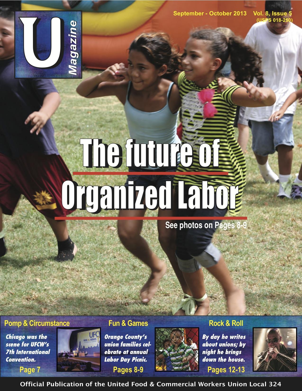 UMagazine September-October 2013
