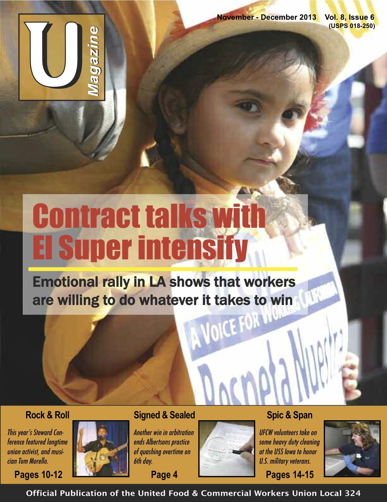 UMagazine November-December 2013
