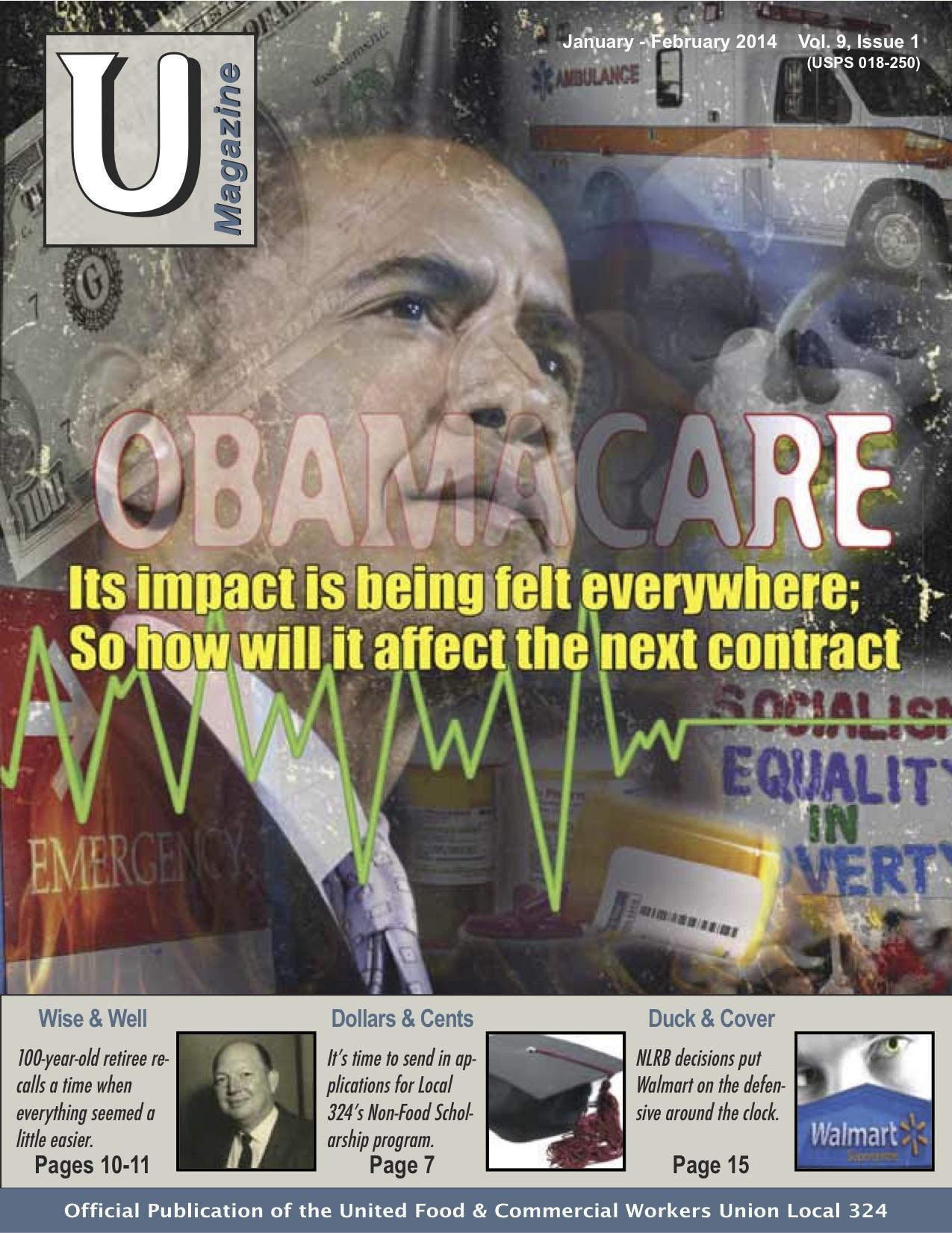 UMagazine January-February 2014