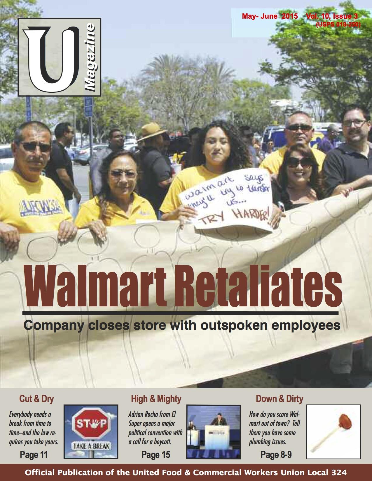 UMagazine May-June 2015