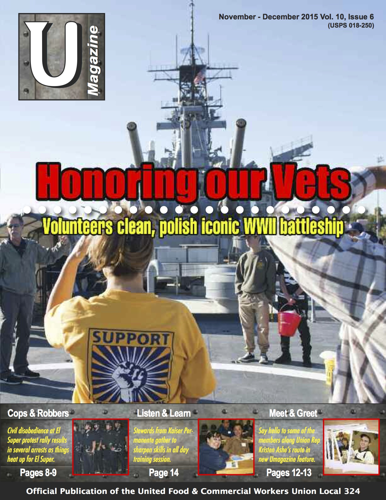 UMagazine November-December 2015