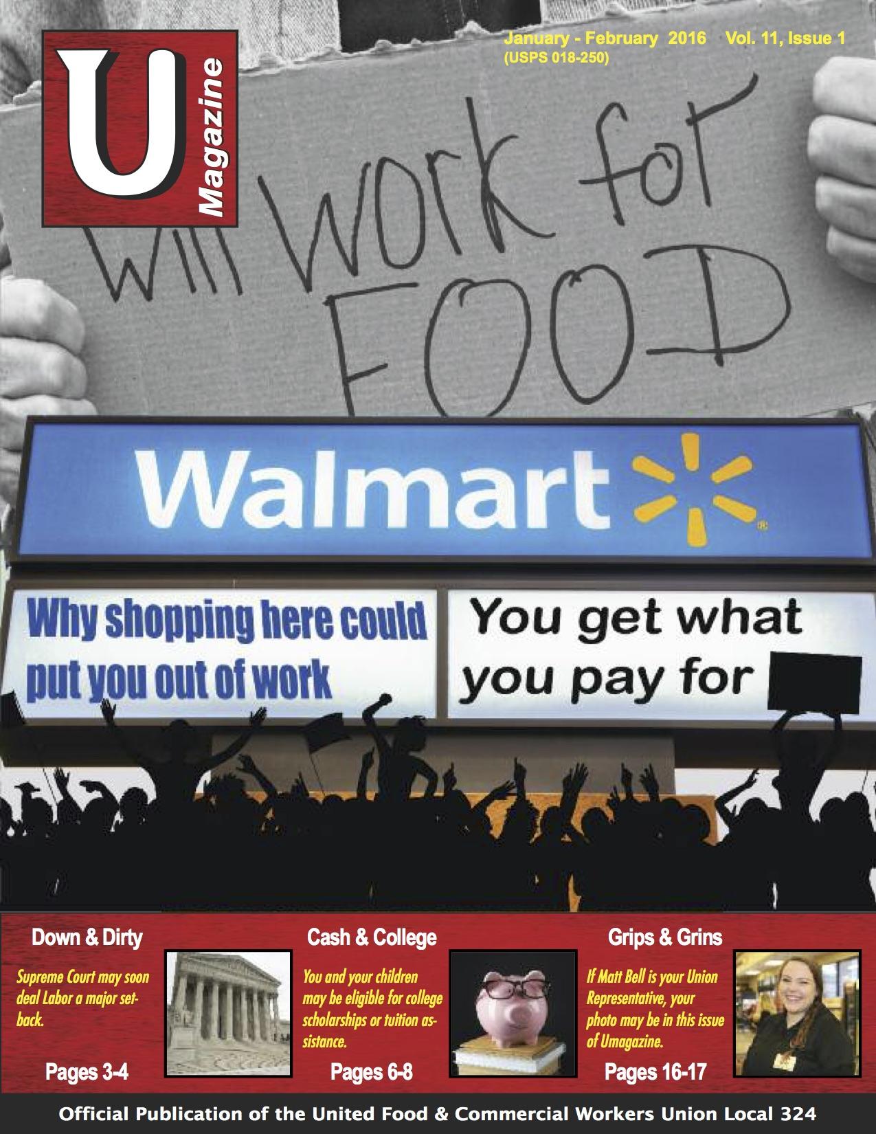 UMagazine January-February 2016