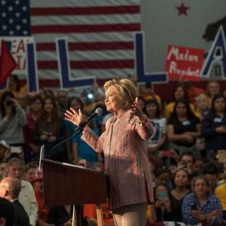 Hillary Rally 5/25/16