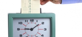 Working off the clock may cost you your job