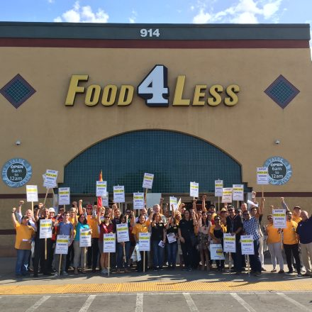 Supporting Food 4 Less Members