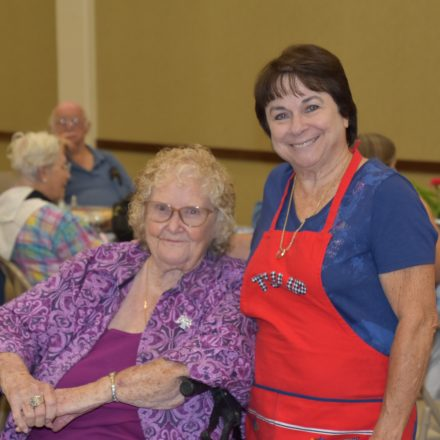 Retirees' Club October Luncheon