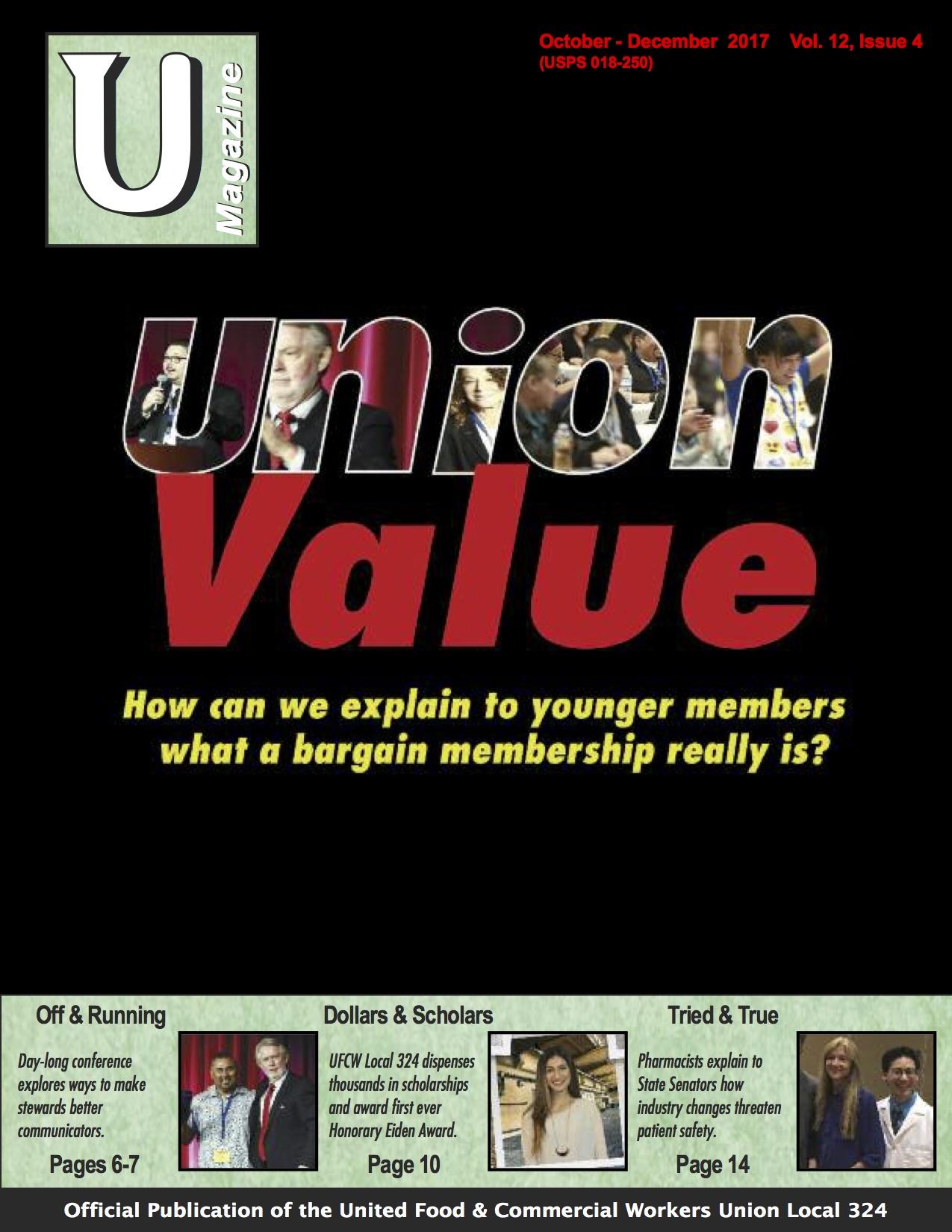 UMagazine October-December 2017