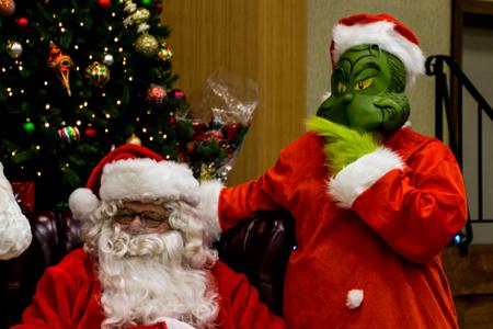 Retirees' Club Christmas Party