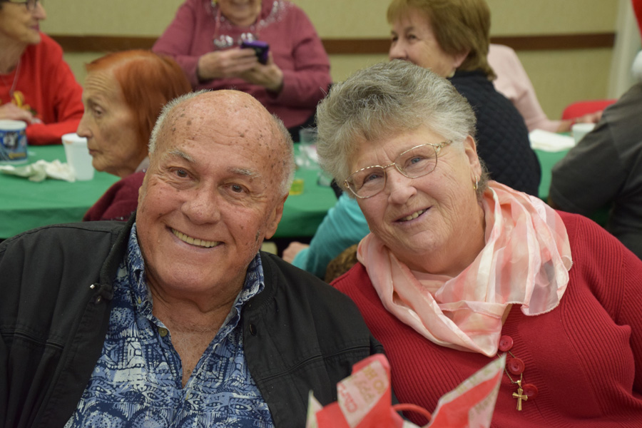 Retiree Christmas Luncheon 2019