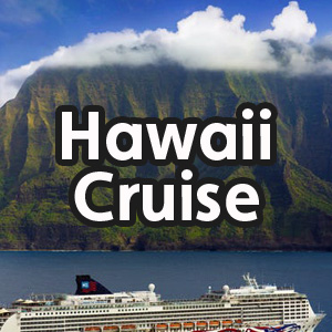 7-Day Hawaii Cruise Jan. 24, 2020- Feb. 1, 2020
