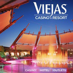 Viejas Resort Apr. 23-24, 2020