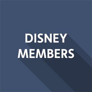 Disney Member Updates