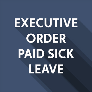 Gov. Newsom Executive Order on Paid Sick Leave