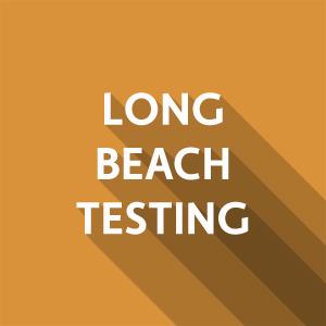 Long Beach Testing