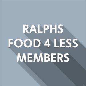 Ralphs/Food 4 Less Update