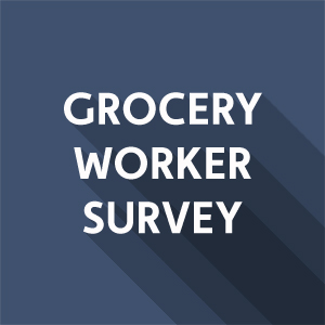 Grocery worker survey