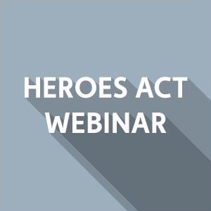 Heroes Act Town Hall Webinar with Congressman Mike Levin