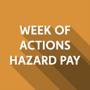 Hazard Work = Hazard Pay