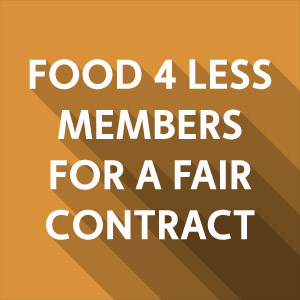 Food 4 Less Members for a Better Contract- Raquel Baltazar