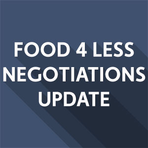 Food 4 Less Contract Negotiations Update