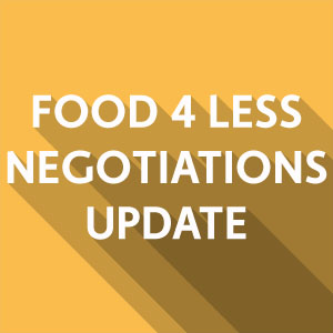 Food 4 Less Negotiations Updates