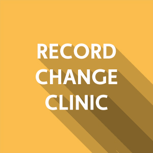 Record Change Clinic