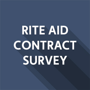 Rite-Aid Pharmacist Contract Survey