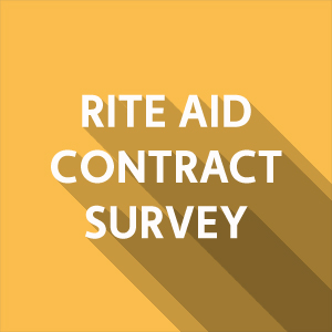 RITE AID CONTRACT SURVEY-G
