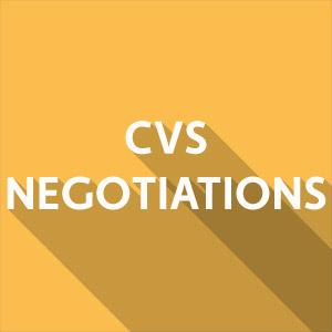 CVS Negotiations Update 7/27