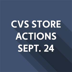 Store Actions Sept 24